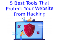 how to protect your website from hacking